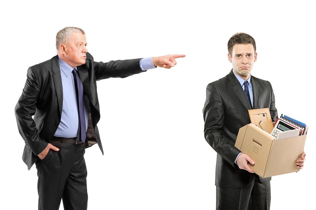 Licenziamento durante il periodo di prova