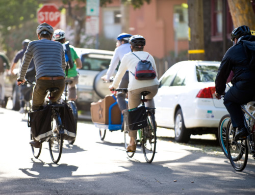 """Il Giretto d'Italia per promuovere il """"bike to work"""""""